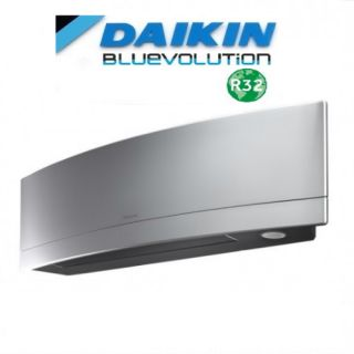Инверторен климатик DAIKIN FTXJ50MS/RXJ50M Silver EMURA